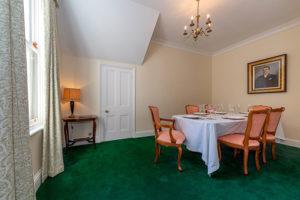 Dining Room at Langford Villa, Filey