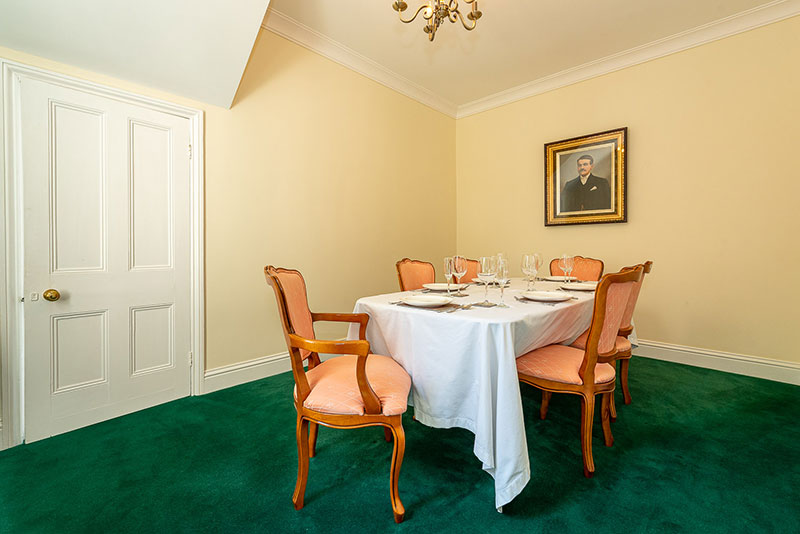 Dining Room at Langford Villa, Filey