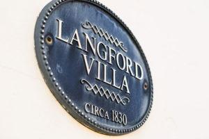Langford Villa, Circa 1830