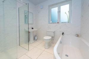 Bathroom, Langford Villa