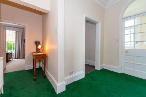 Entrance Hall, Langford Villa, Filey